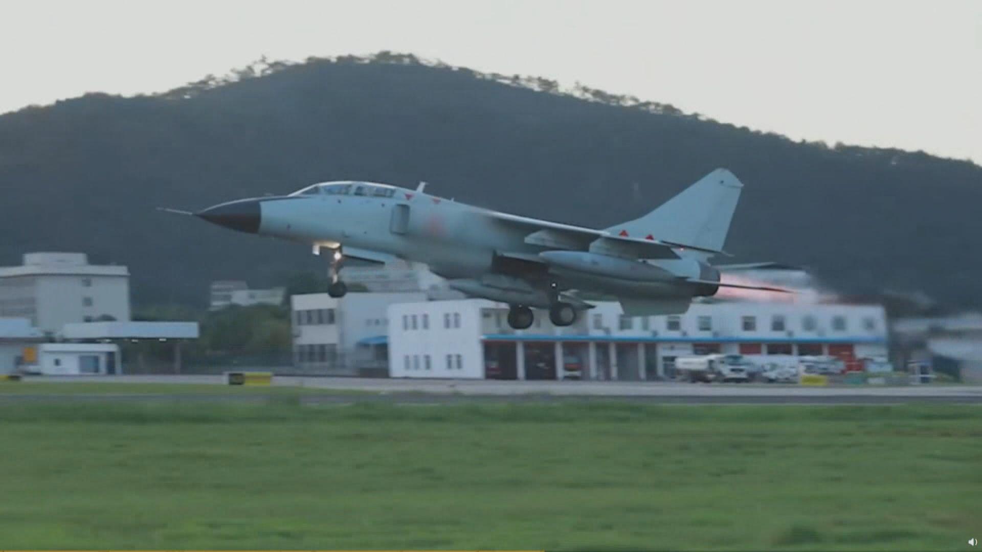 英外交部官員指解放軍軍機近日活動無助區域和平穩定