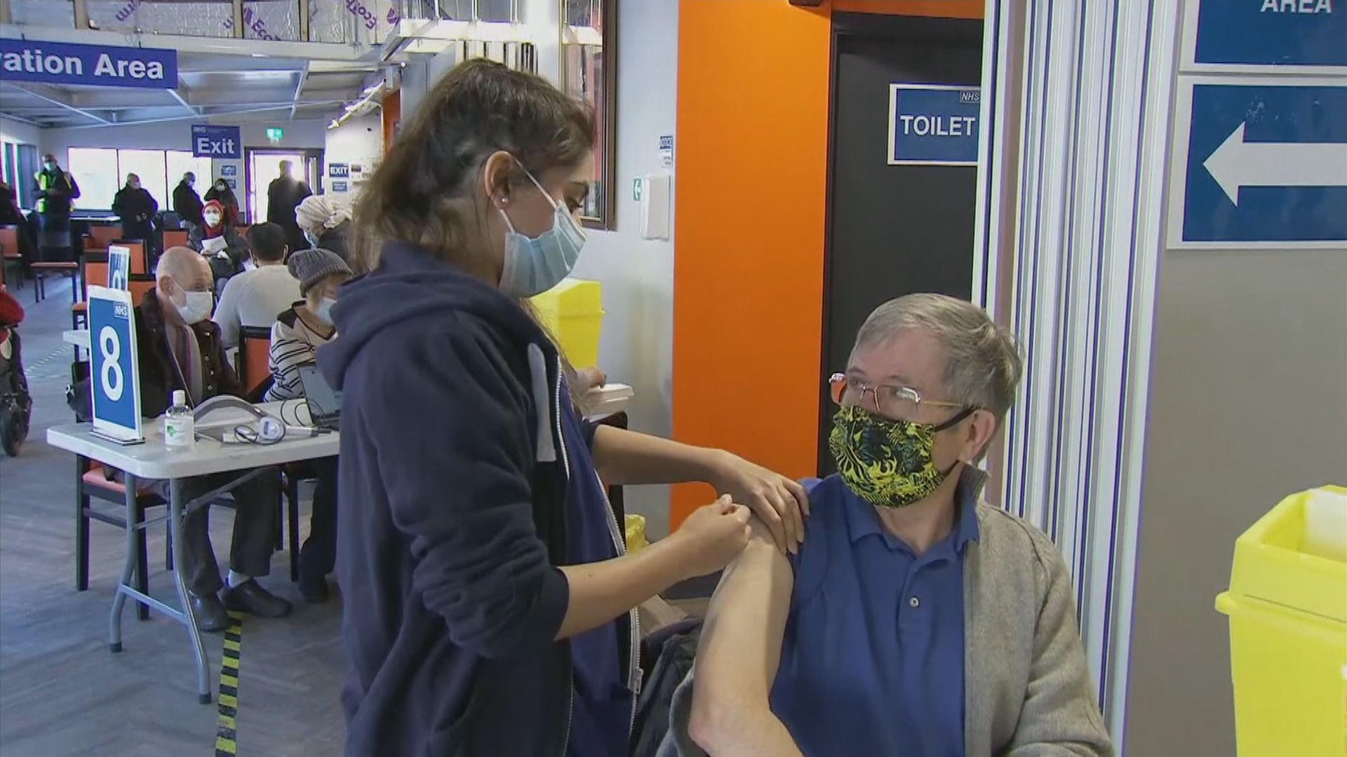 英國七人接種阿斯利康疫苗後死於血栓