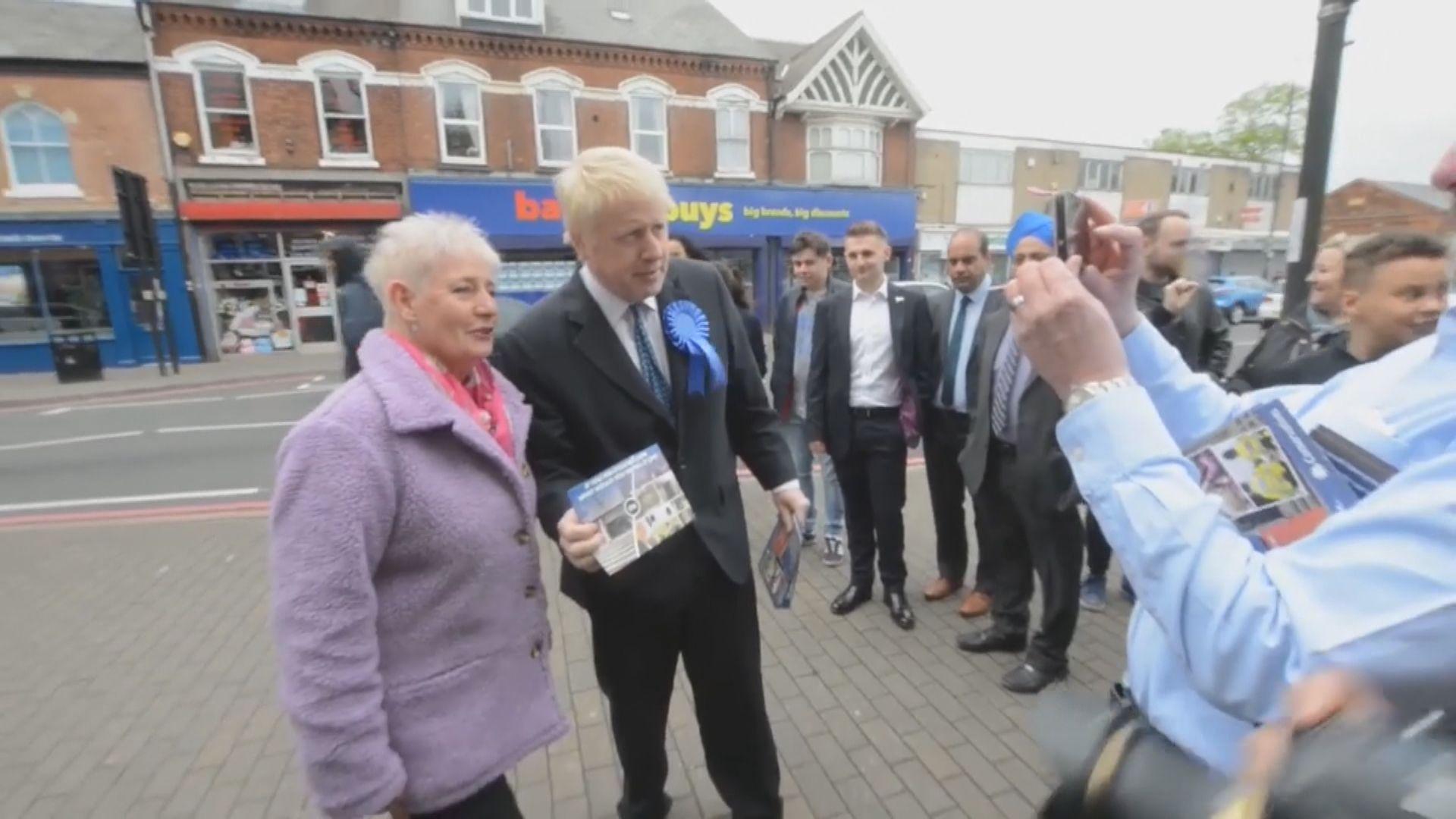英國地方選舉 執政保守黨備受考驗