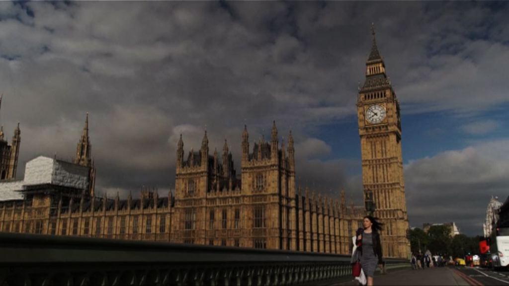 特區政府對英國發出黃色外遊警示