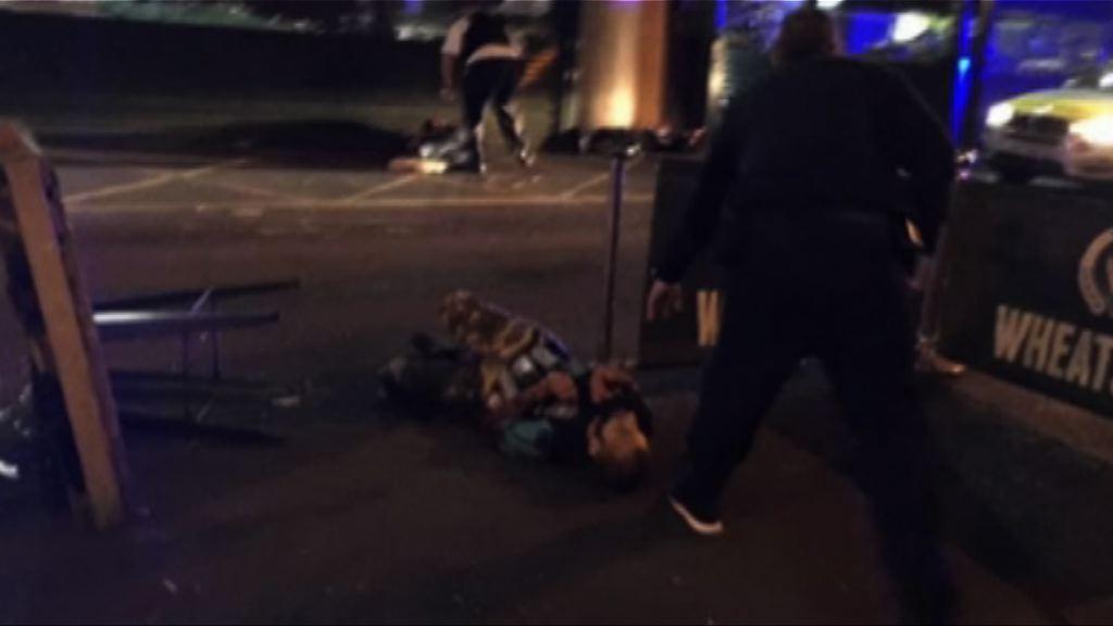 倫敦恐襲 警方史無前例開50槍