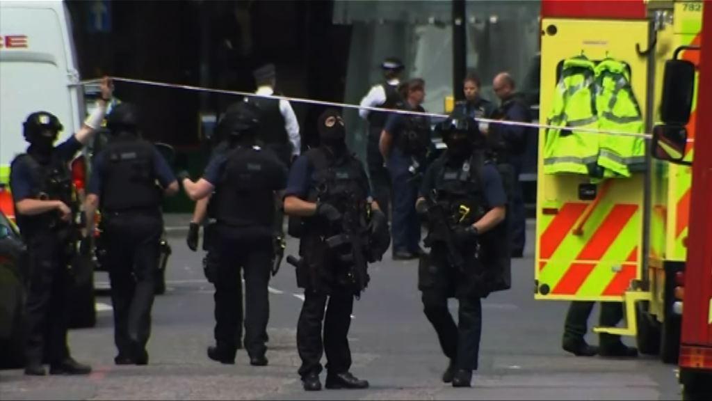 倫敦恐襲 文翠珊重申反恐資源充裕