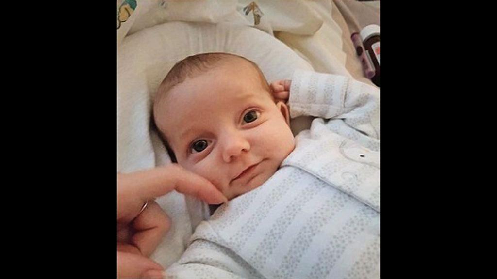 英高院再審理遺傳病男嬰治療申請