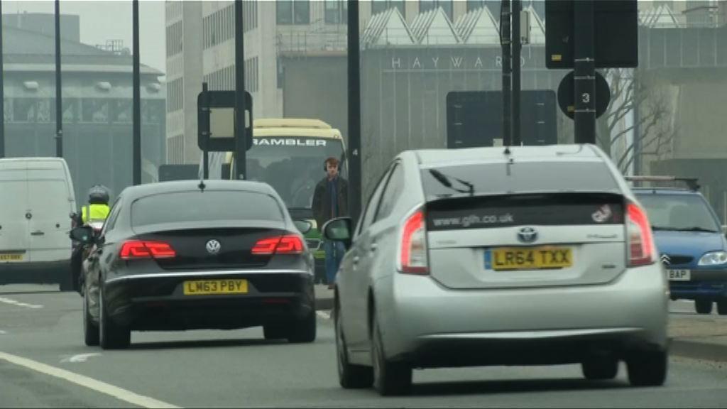英國宣布2040年起禁售汽柴油車