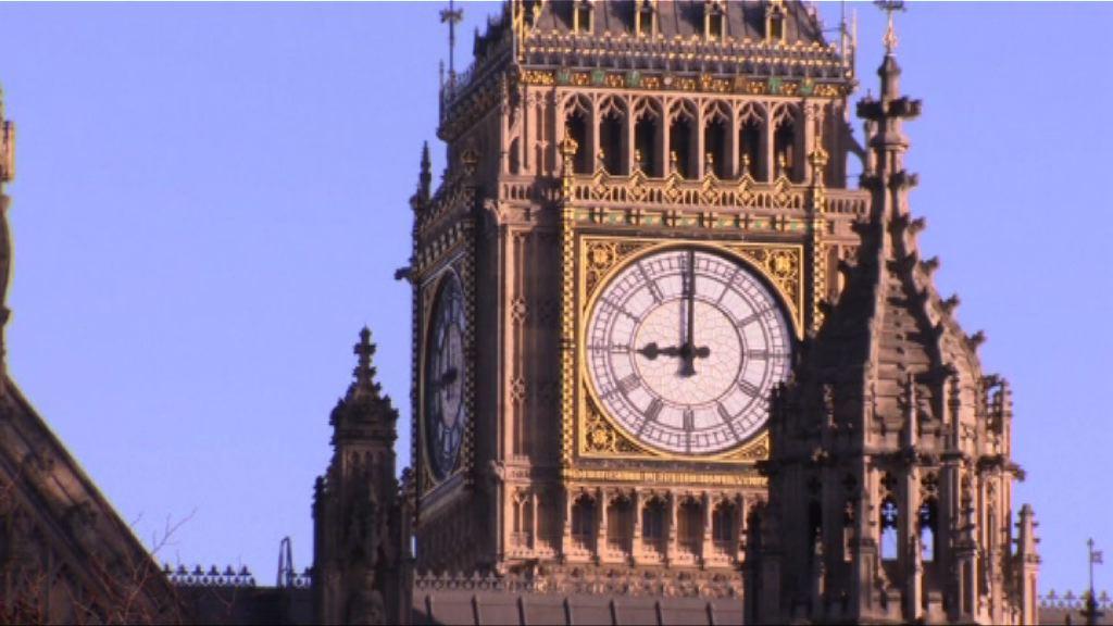 倫敦大笨鐘下周起維修暫停響鐘報時