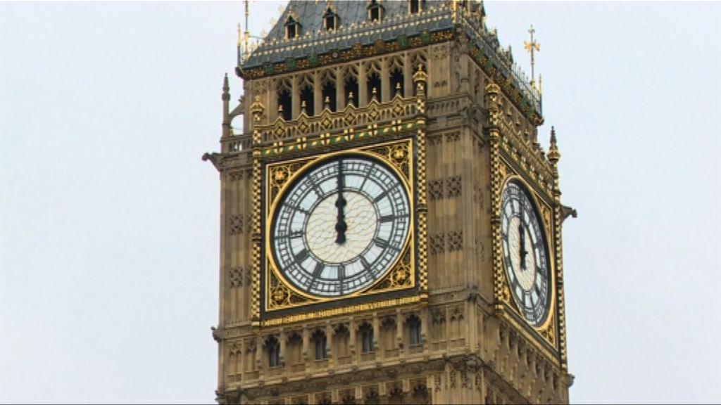 倫敦大笨鐘維修前最後一次響鐘報時