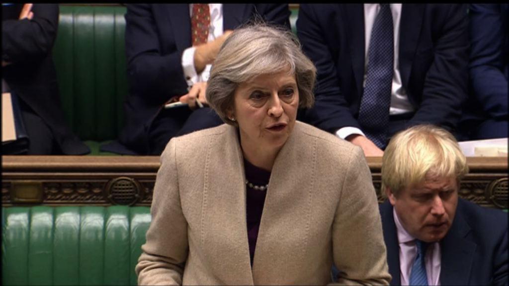 英國後備方案延長脫歐過渡期一年