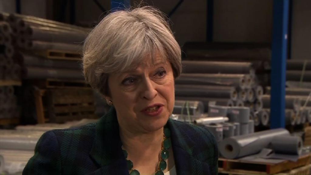 文翠珊承認脫歐談判將會艱巨