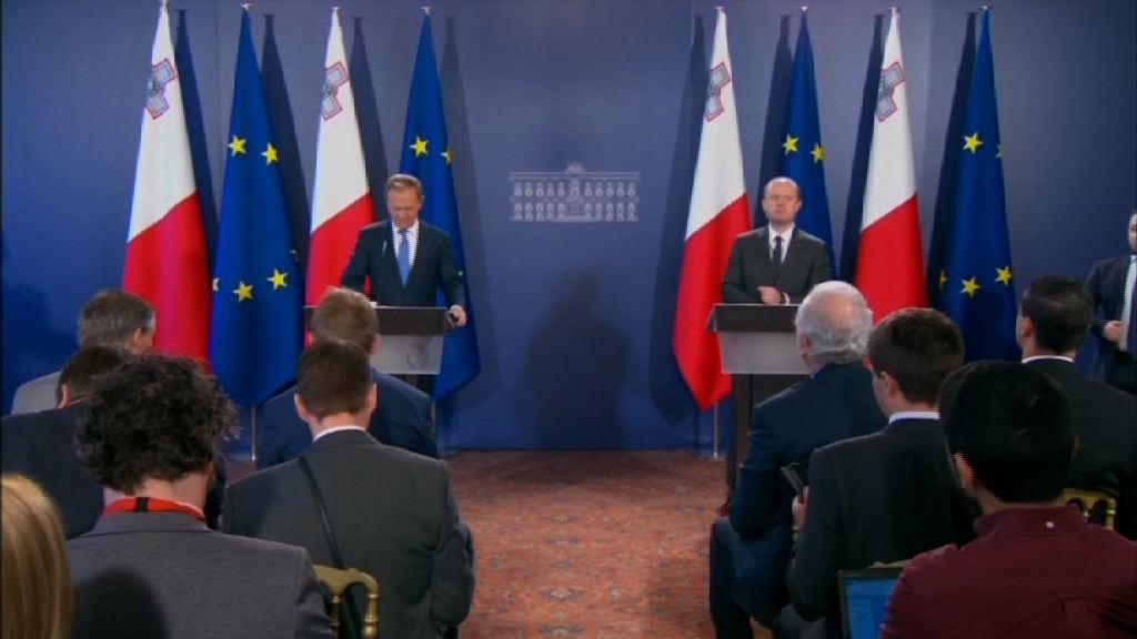 歐盟要求英國先脫歐再談未來合作