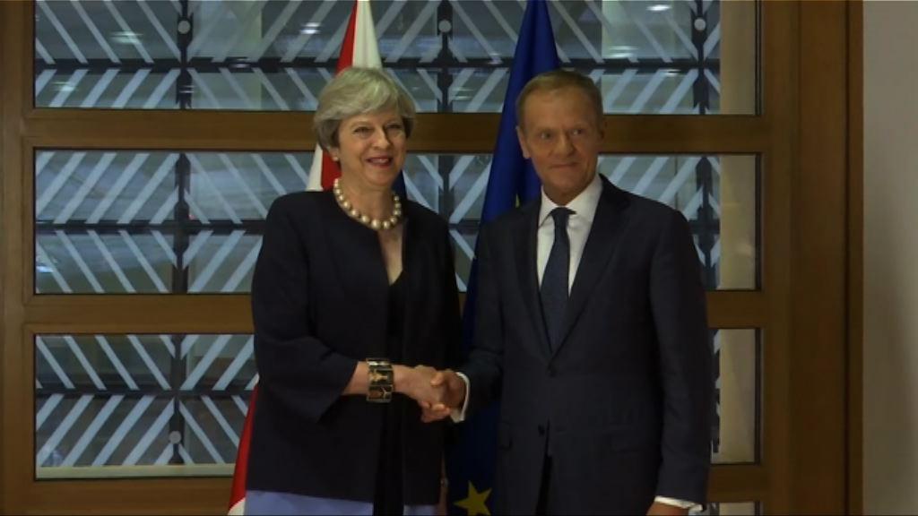 英國建議設機制處理與歐盟爭議