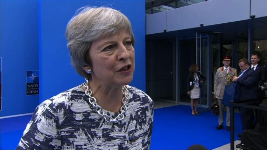 英國公布脫歐白皮書 文翠珊冀加快談判