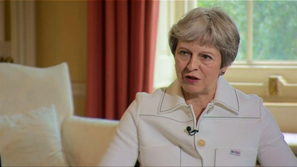 文翠珊出招加強控制脫歐談判