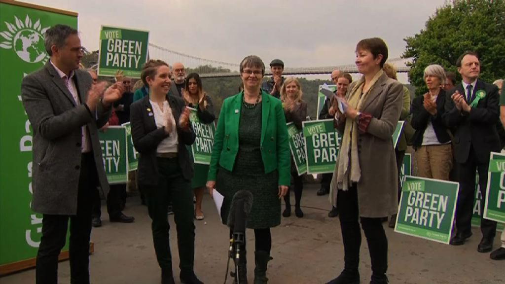 英國大選 細小政黨攜手力阻保守黨
