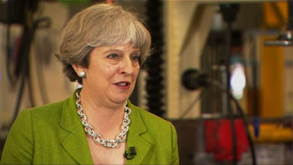英國大選電視辯論文翠珊缺席