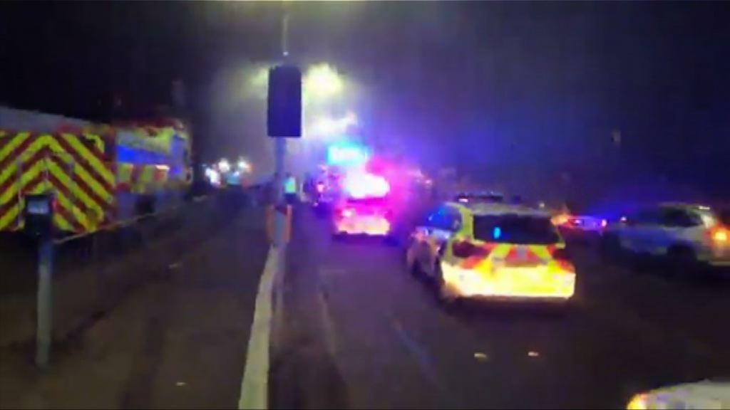 英國萊斯特市爆炸起火四人重傷