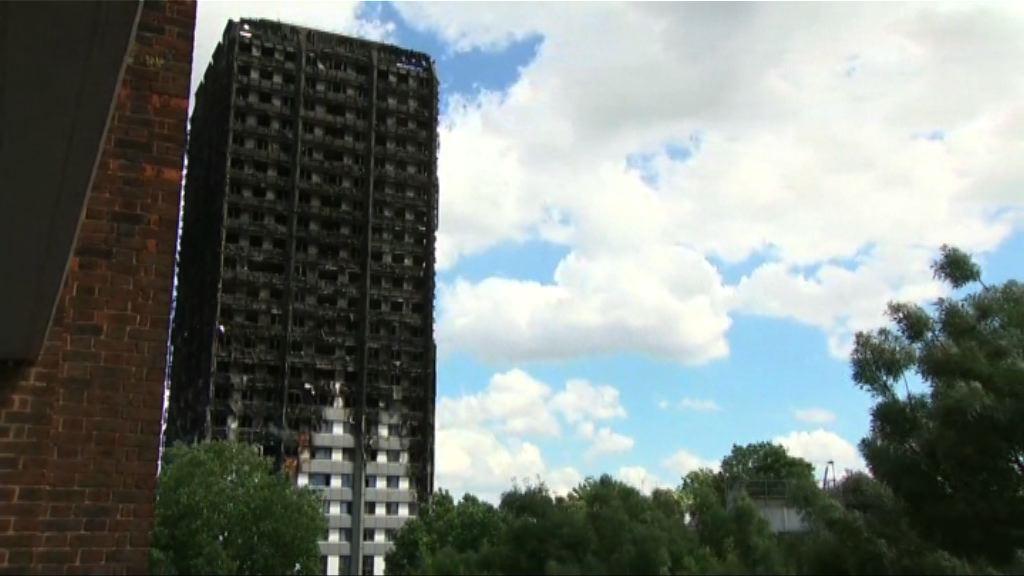 英國逾百大廈及醫院使用不合格建築物料
