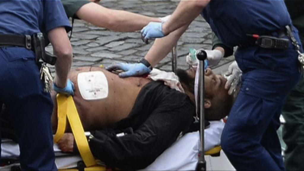 英國警方公開倫敦恐襲兇徒身分