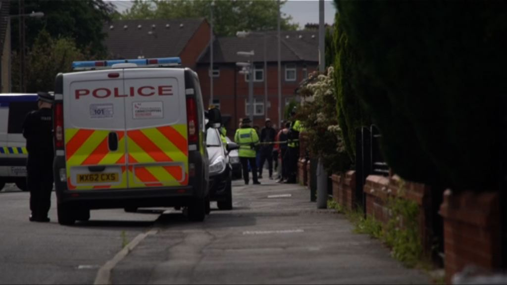 英警續查恐襲案搜查曼徹斯特一幢住宅