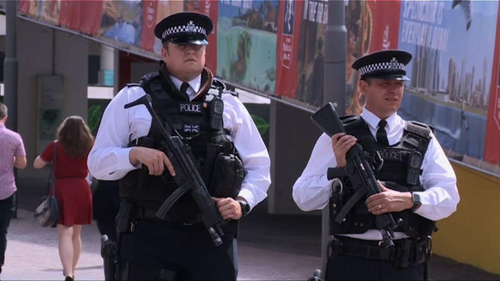 英足盃決賽場地保安明顯加強