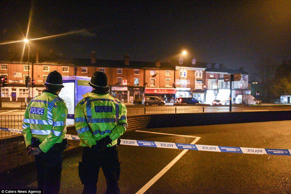 英國警方搜查伯明翰等多處拘7人