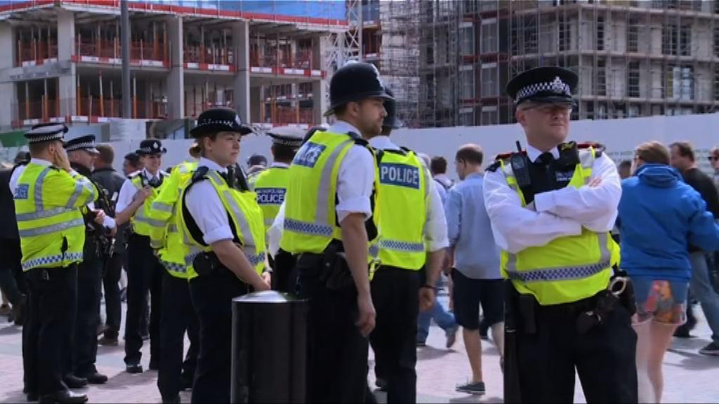 英國調低恐襲警戒級別至嚴重