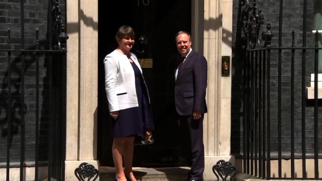 英國保守黨與北愛民主統一黨談判未果