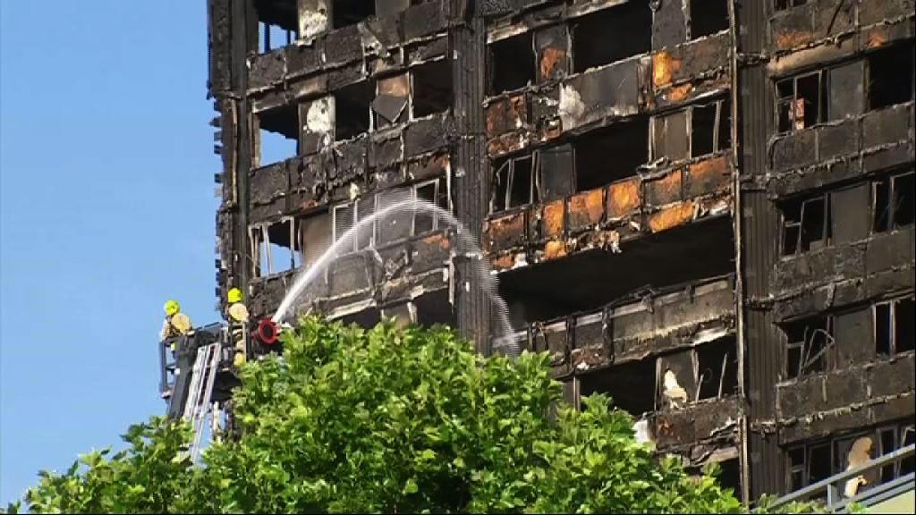 倫敦大廈大火或涉業務過失致死