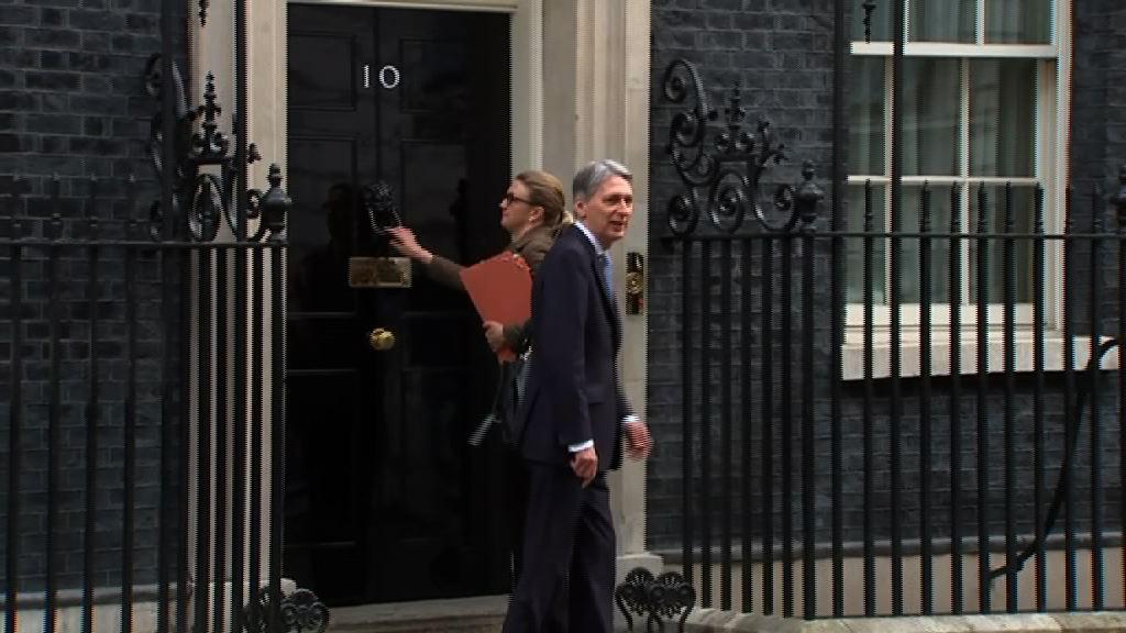 英國財相:有信心與歐盟達成協議