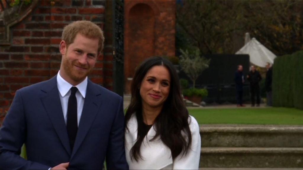 哈里王子與演員女友明年春天結婚