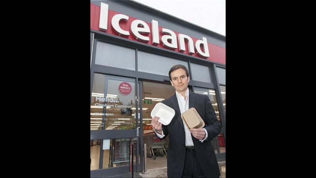 英國連鎖超市宣布逐步取締塑膠包裝