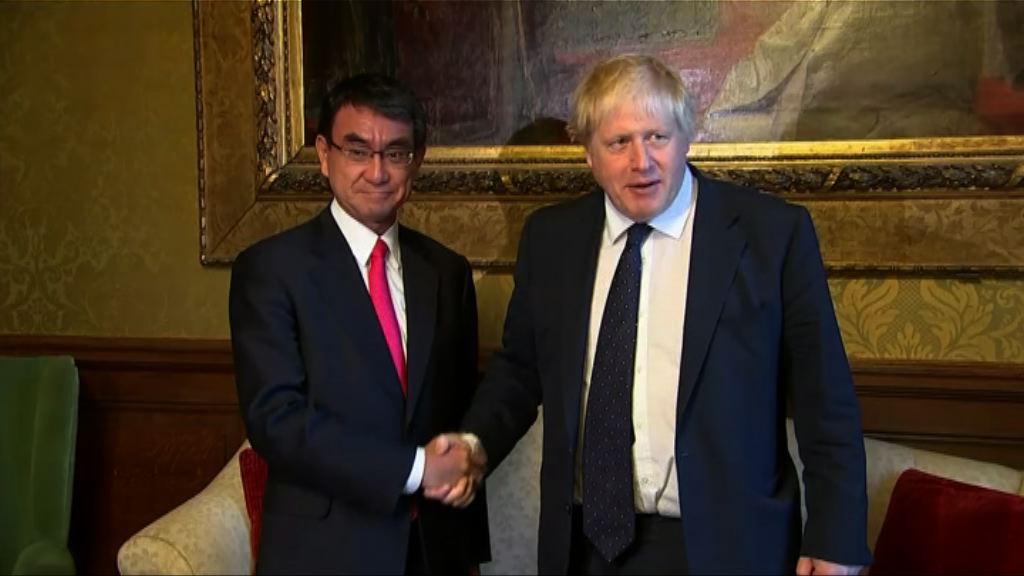英日外相會晤商北韓核問題