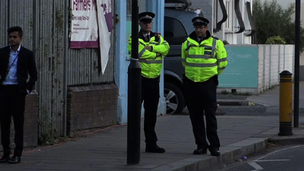 倫敦地鐵恐襲 警方拘一名疑犯
