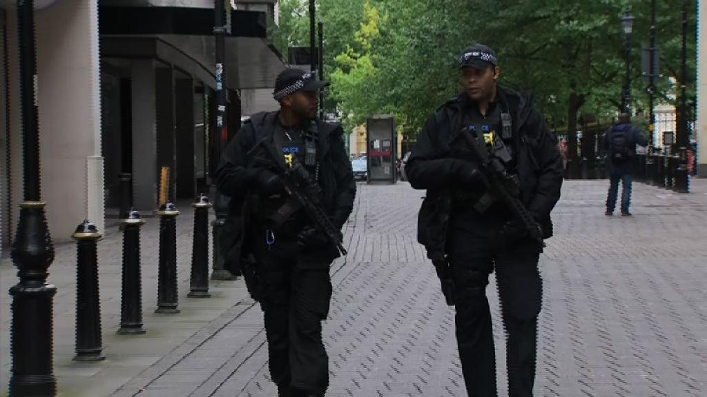倫敦地鐵恐襲 英提升恐襲警戒至最高級別