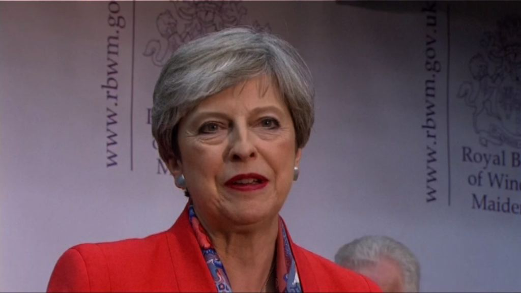 文翠珊:提早大選以爭取英國最佳脫歐條件