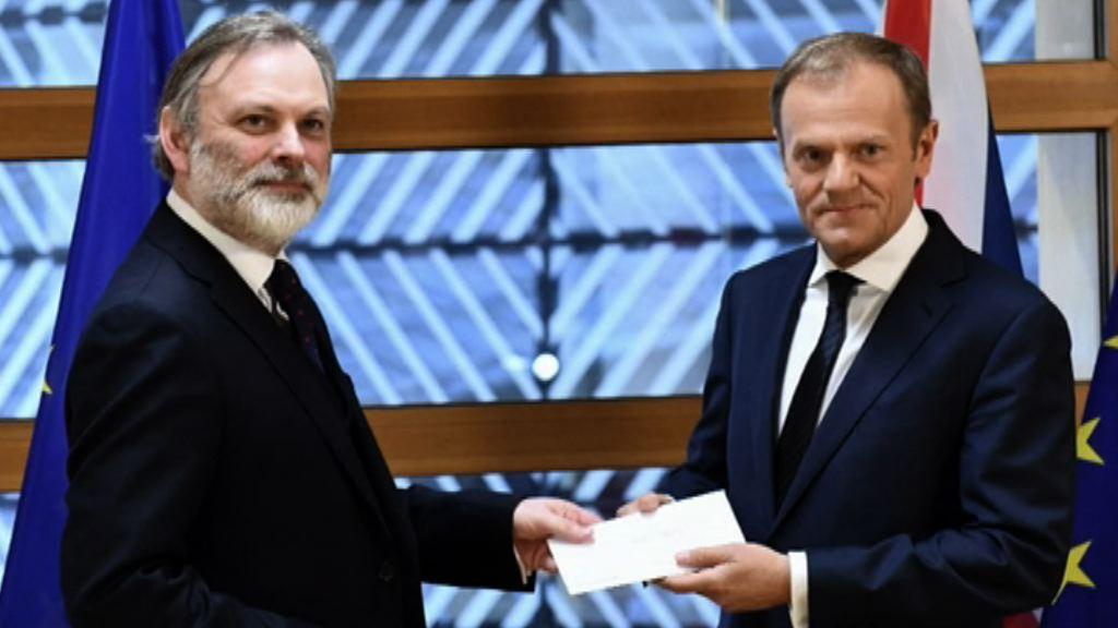 英國脫歐函件被批語帶威脅
