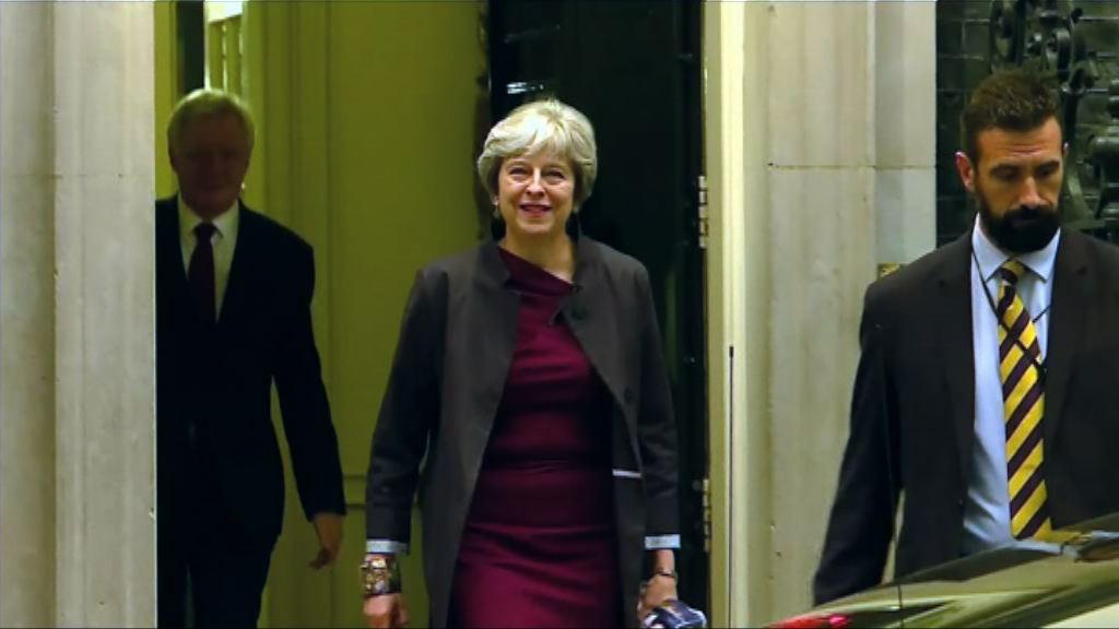 英國與歐盟同意需加快脫歐談判
