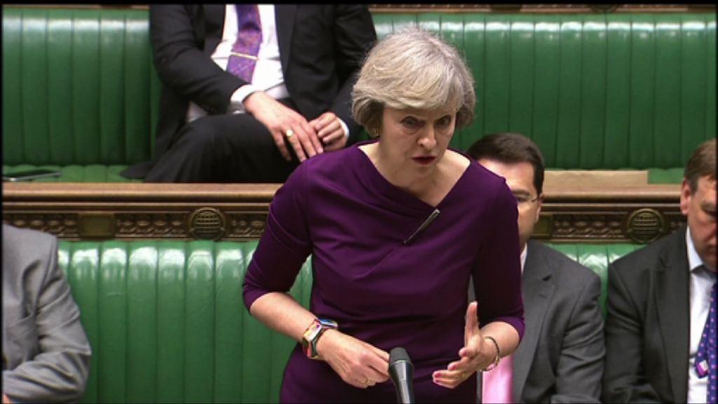 英保守黨黨魁今接受提名 文翠珊稍領先