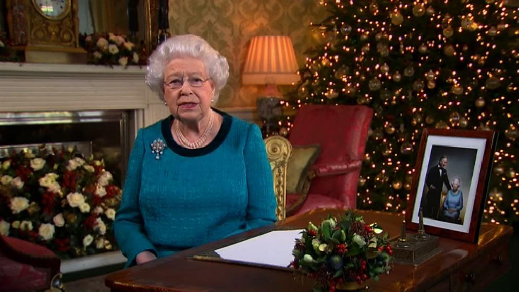 英女王讚揚奧運健兒及社會無名英雄