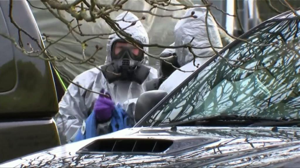 俄羅斯暗示神經毒劑或來自英國