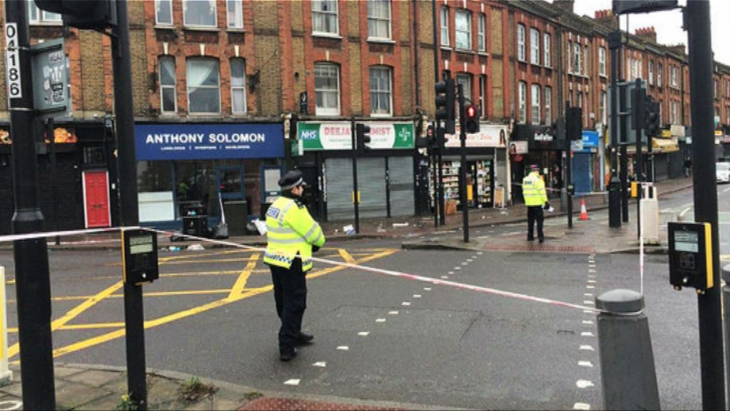 倫敦除夕夜及元旦最少四人遇襲死亡