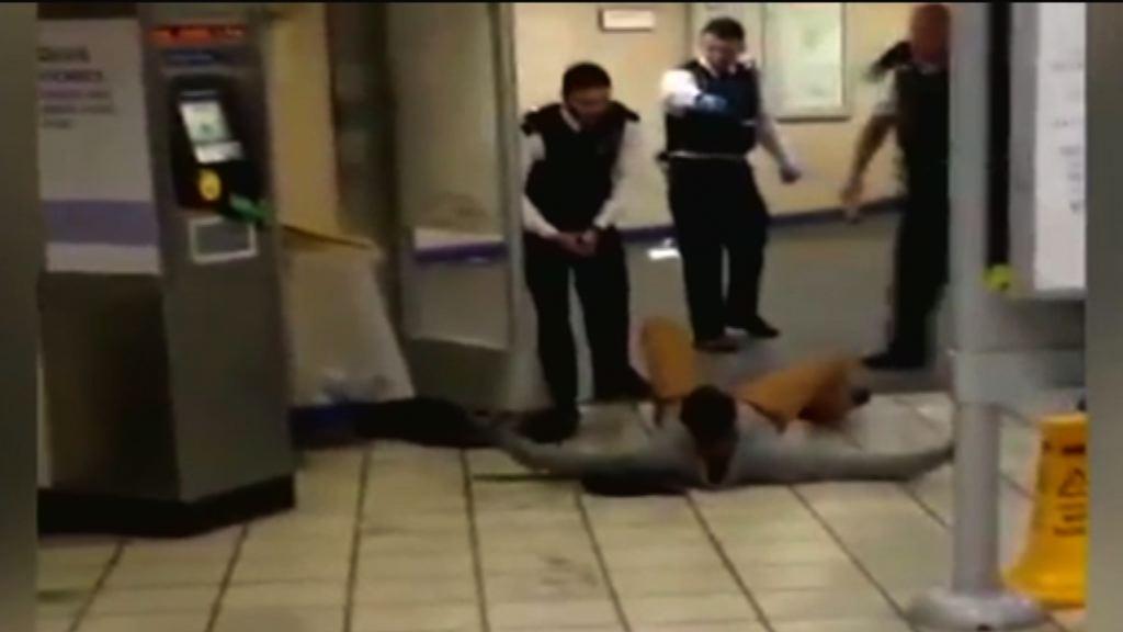 倫敦地鐵施襲案 警列恐怖主義事件