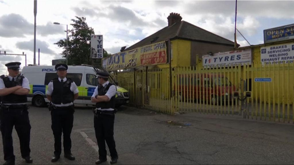 英國當局稱已掌握三名恐襲兇徒身分