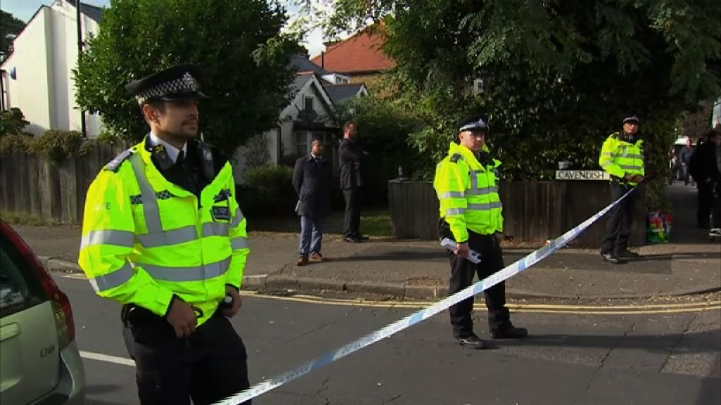 倫敦地鐵恐襲 警方拘捕兩名疑犯