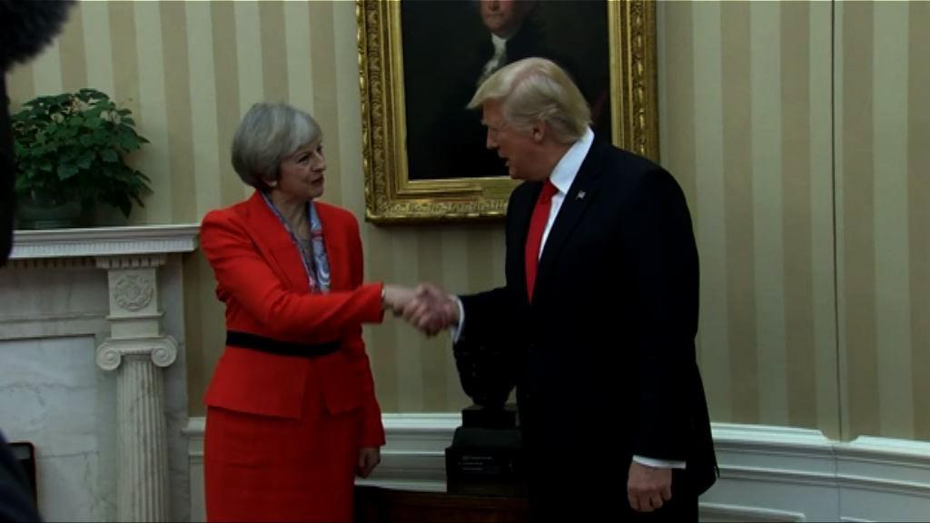 特朗普對英國事訪問延至明年