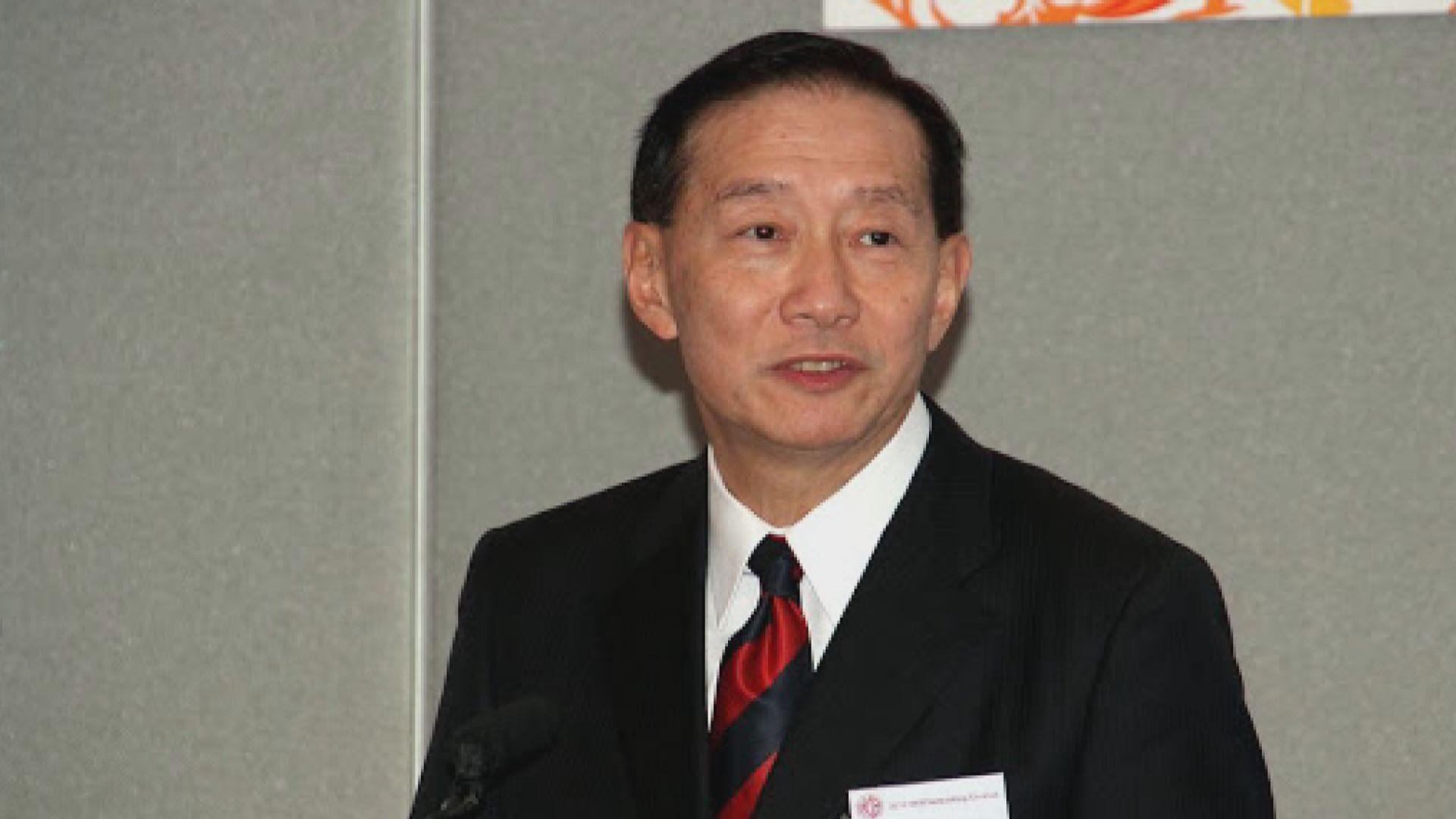 滙豐王冬勝:港區國安法是一個正確方向