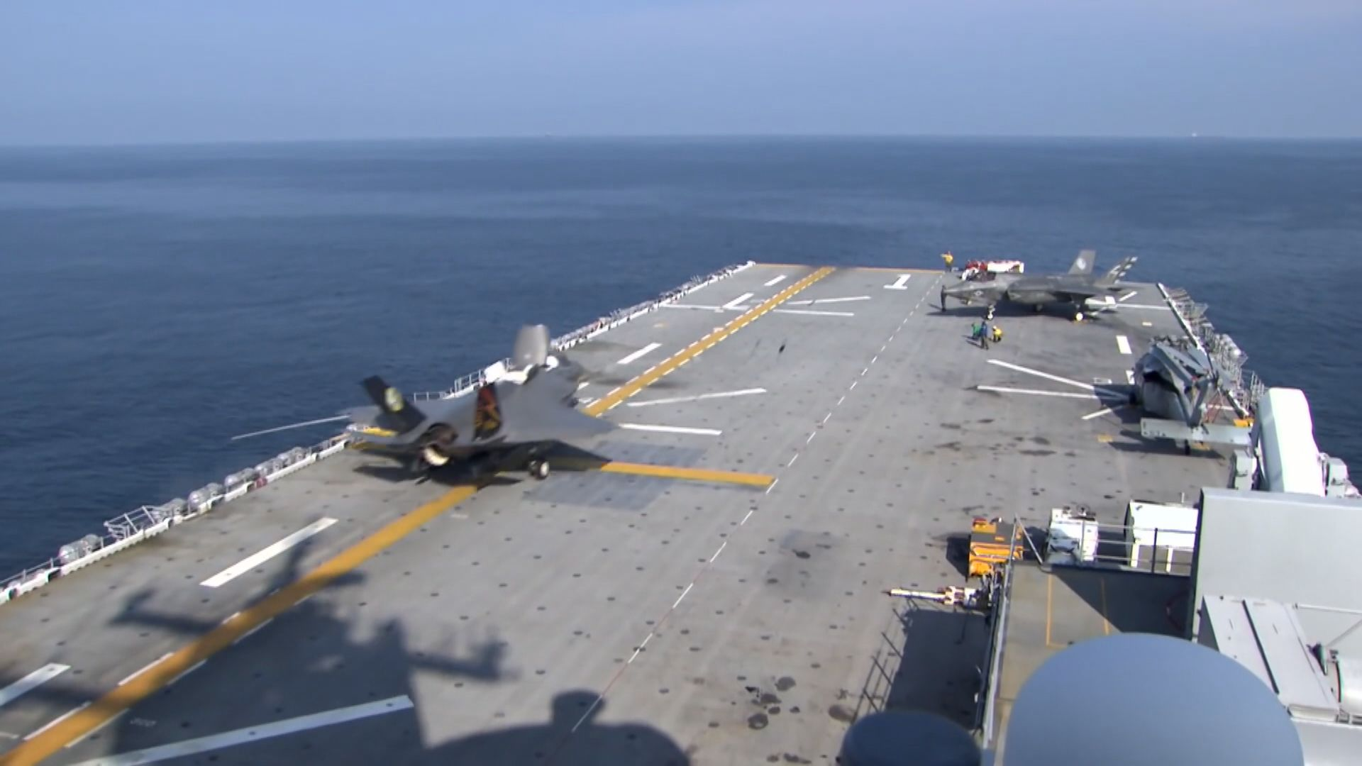 英航母戰鬥群將與十多個國家舉行聯合演練