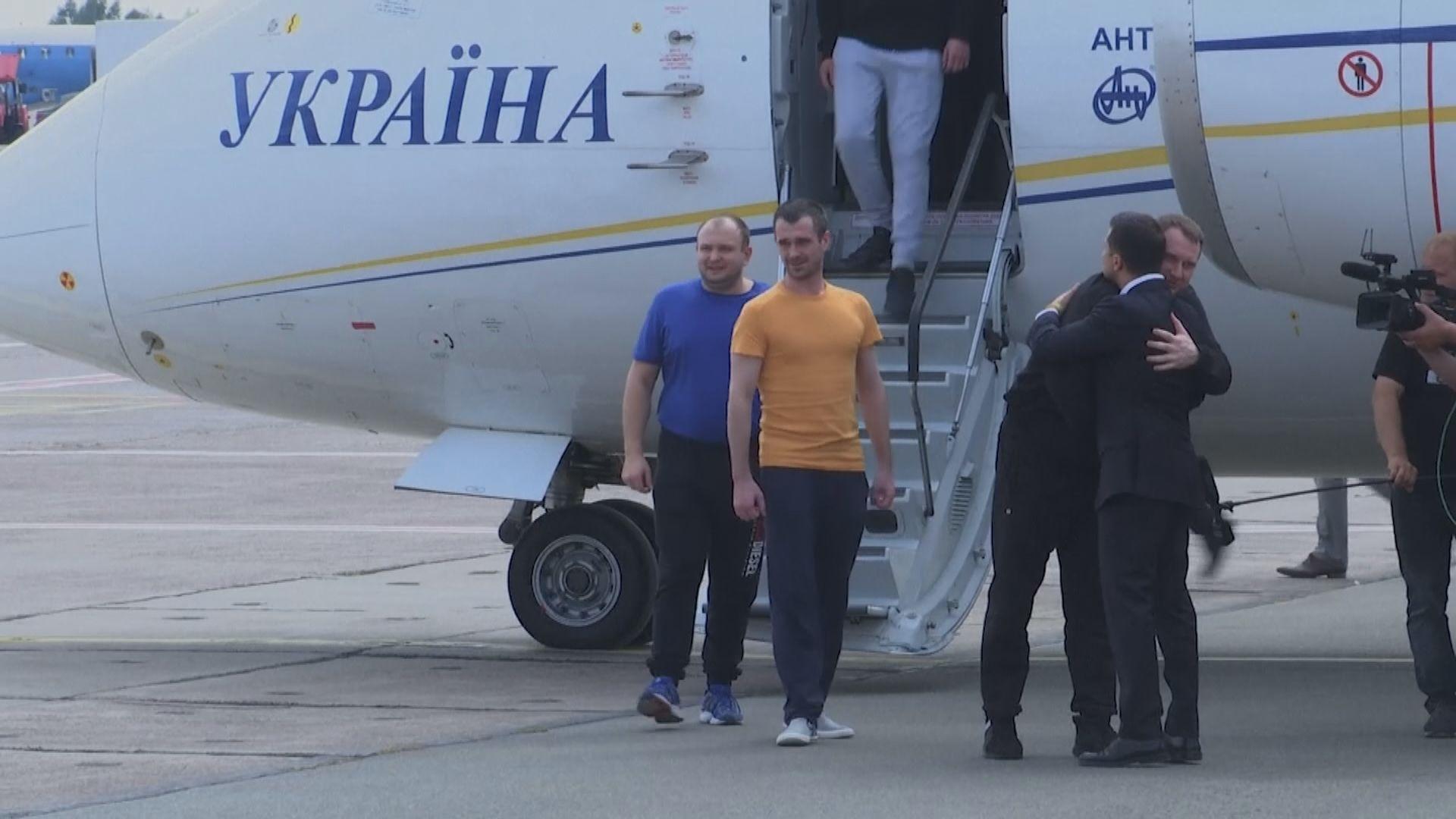 俄羅斯和烏克蘭交換七十名囚犯