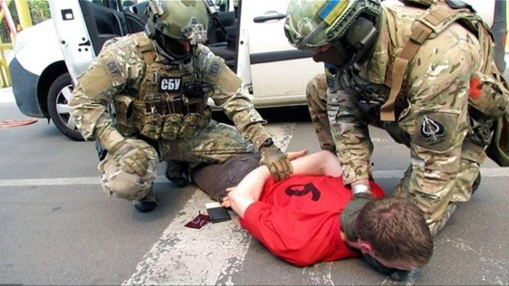 烏克蘭拘法國男子涉圖襲歐國盃