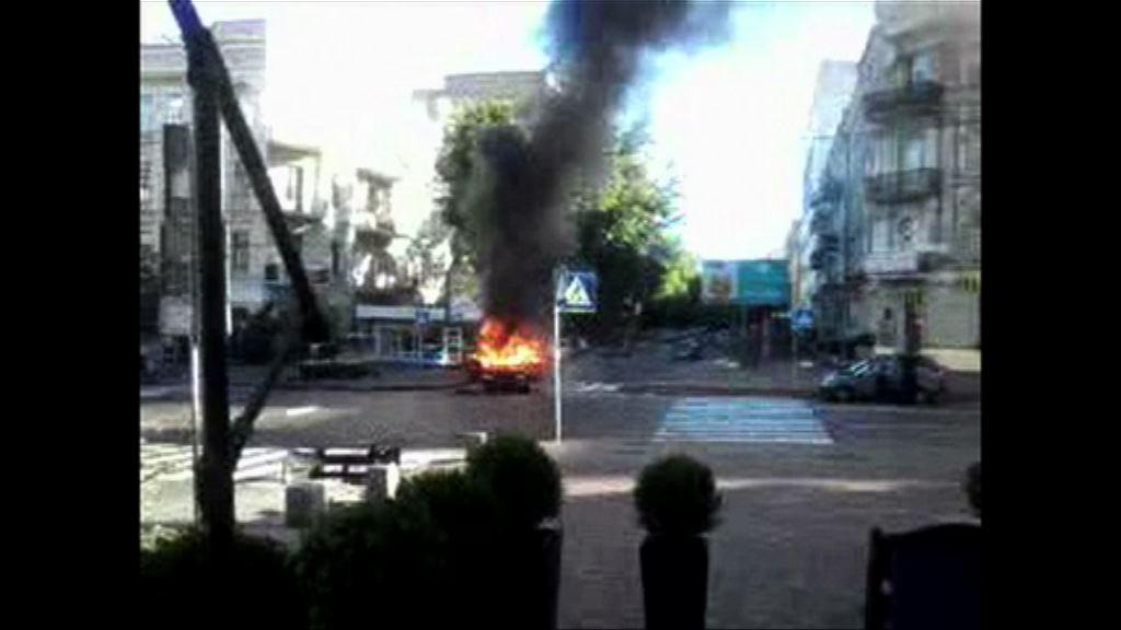白俄羅斯著名記者遇汽車爆炸亡