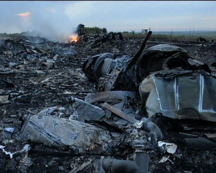 烏俄互指對方要為馬航客機墜毀負責
